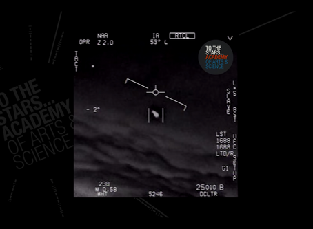 The military keeps encountering UFOs. Why doesn't the Pentagon care?