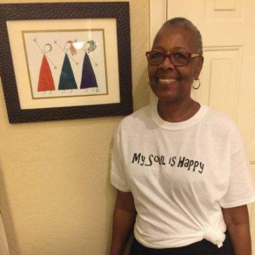My Soul is Happy T-shirt