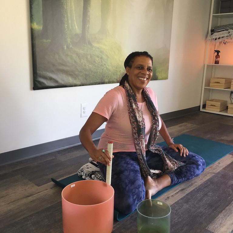 Yoga w/ Angela ( Dharma) at Sozo Healing House