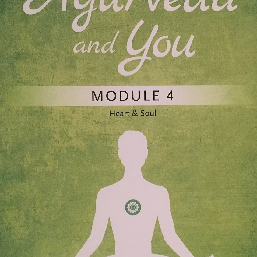 Ayurveda and You- Vedanta and the Heart Sutra