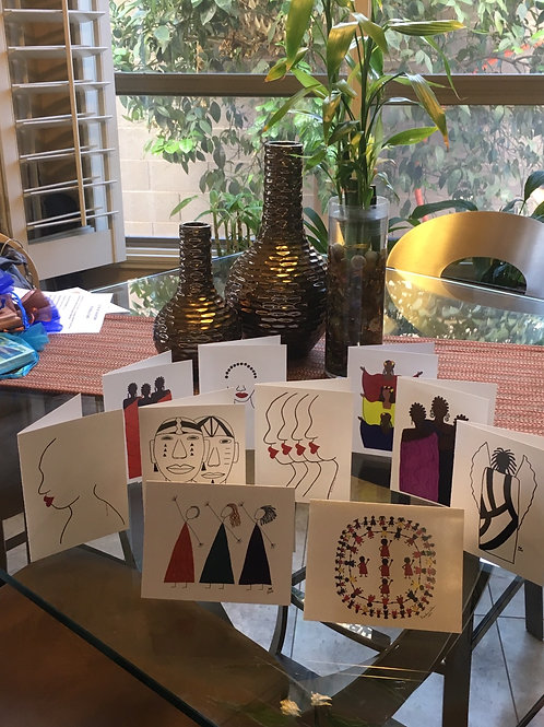 4x6 Card Sets