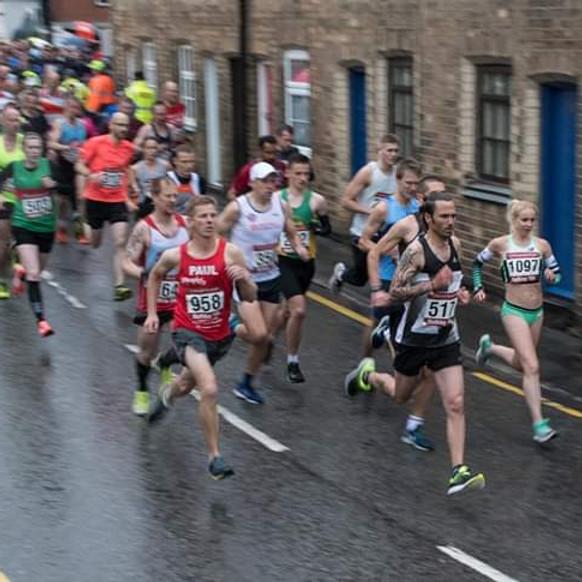 Rothley 10K road race