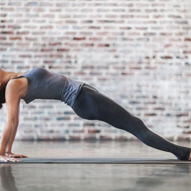 Striders Pilates session