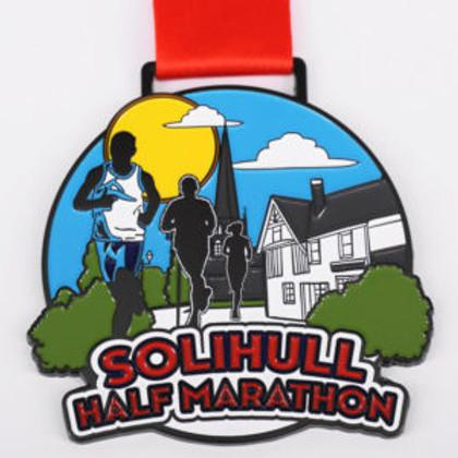Solihull Half Marathon & 10K