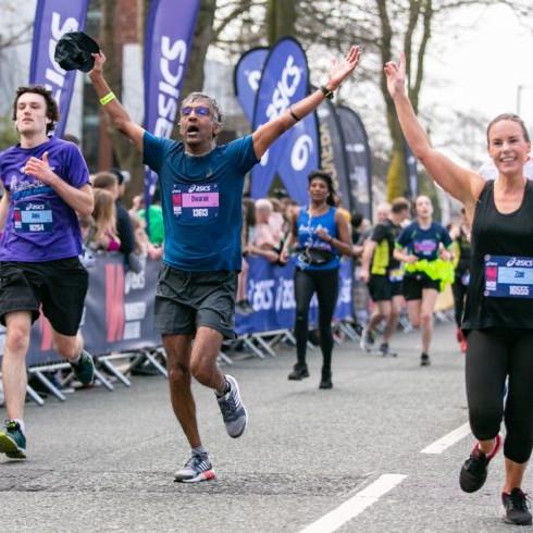 Manchester Marathon 2021