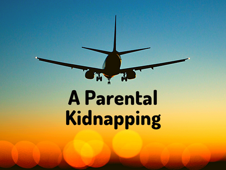 A Parental Kidnapping