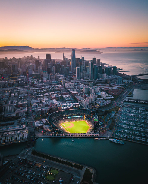 SF Giants Stadium