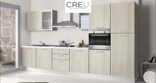 Cucina Proposta 131 L 360 bassa | Outlet Cucine Roma | Via di Boccea ...