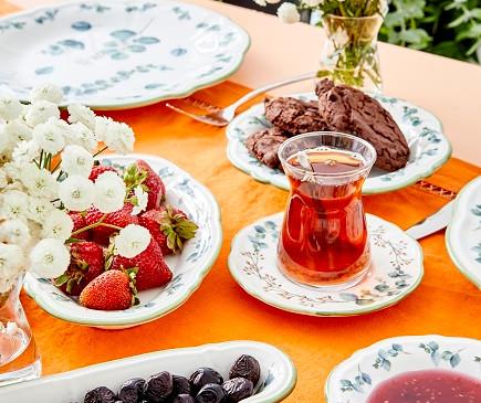 Bella Maison ile doğanın rengi ve enerjisi kahvaltı keyfine yansıyor