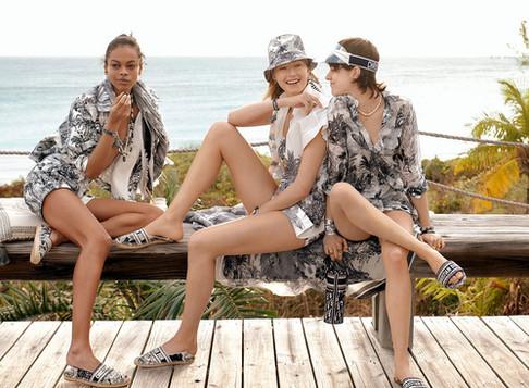 Dior, Yalıkavak Marina'da Bodrum'a Merhaba Diyor