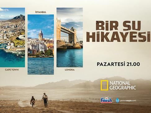 """National Geographic Yeni Belgeseli """"Bir Su Hikayesi"""" ile"""