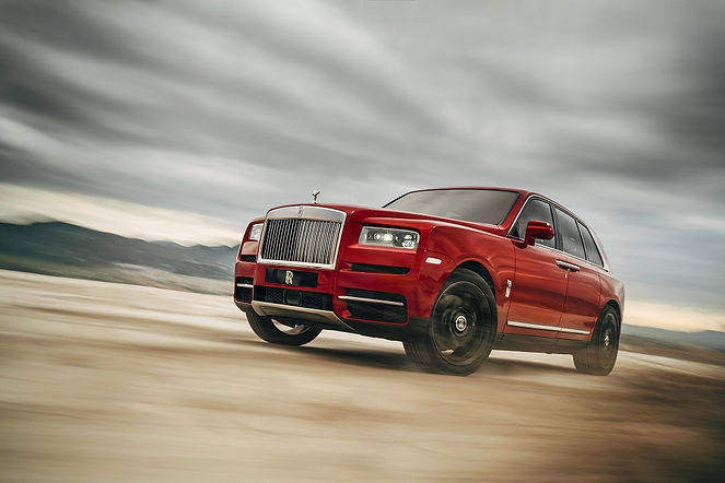 Rolls - Royce