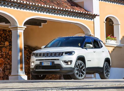 2020 Model Jeep CompassTürkiye'de Satışa Sunuldu