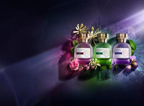 Fransız Parfümörlerden Eşsiz Tasarımlar