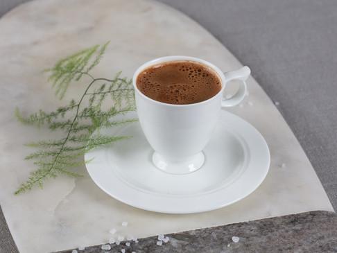 OSMANLI TULUMBACISI - Bu Kahvenin Çekirdekleri Odun Ateşinde Kavruluyor