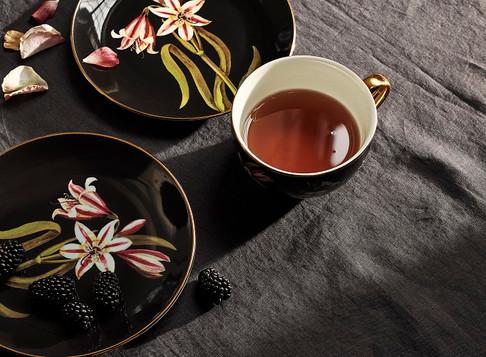 H&M HOME, botanik desenli baskılardan oluşan British Museum iş birliğini sunuyor