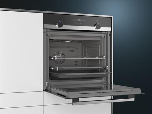 3 boyutlu pişirme teknolojisi  Siemens ankastre fırınlarda