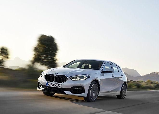 Yeni BMW Serisi