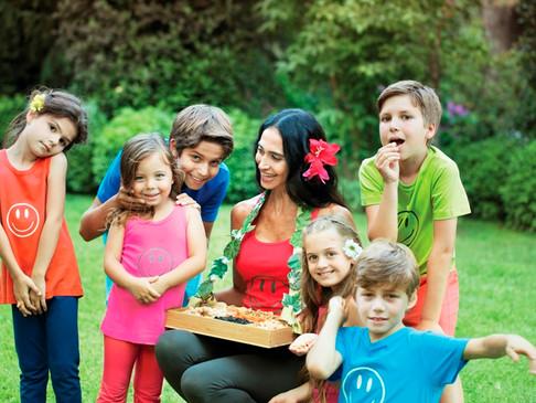 Sağlıklı Yemekler, Mutlu Çocuklar!
