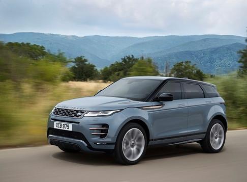 Yeni Range Rover Evoque Göz Alıcı Tasarımıyla Borusan Otomotiv Land Rover Showroom'larında