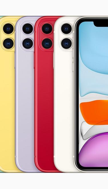 Apple çift kameralı iPhone 11'i tanıttı
