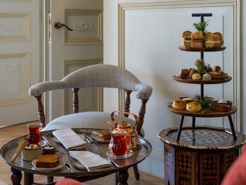 İstanbul'un çay saatine Six Senses yorumu
