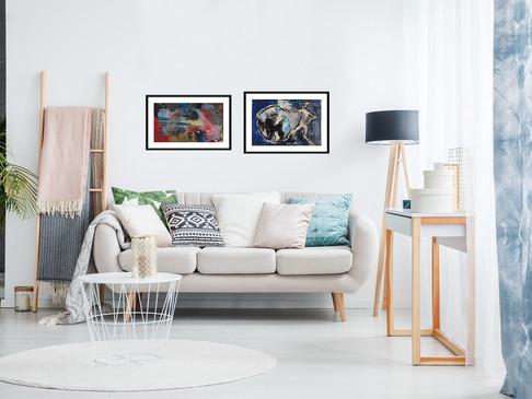 İstanbul Modern Mağaza ile evinizin duvarlarına sanat katın!