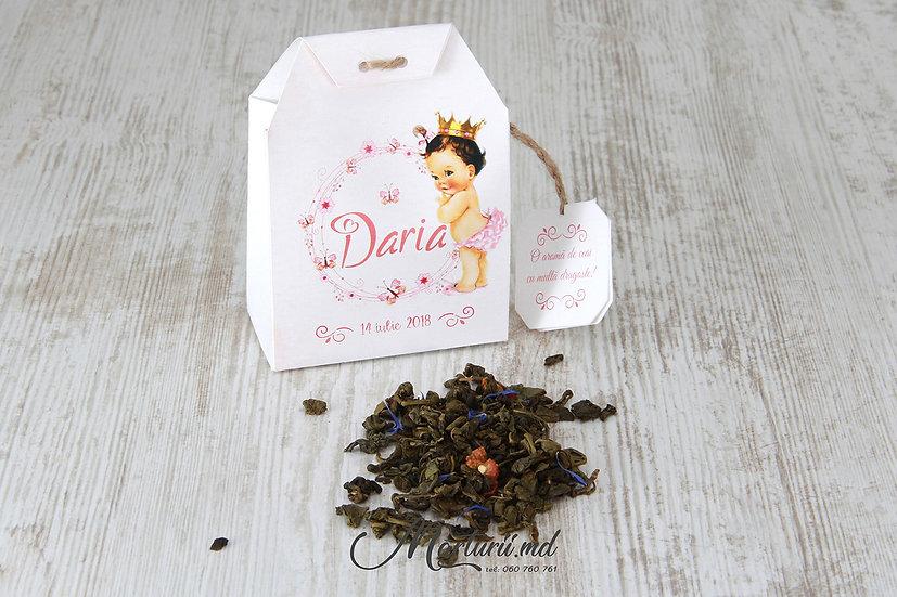 Cutiuta cu ceai CT-008