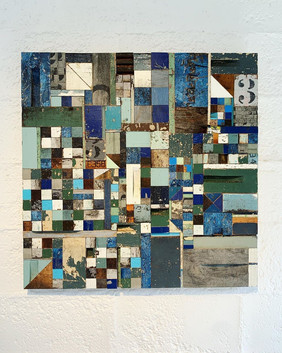 Earth and Sky - sold