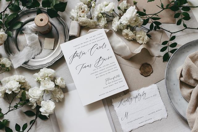 modern wedding invitations-luxury-modern invitations_bay shore wedding invitations
