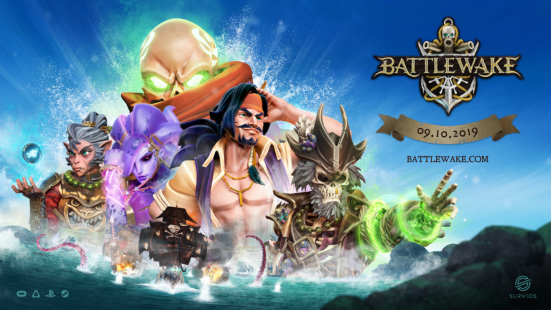 Battlewake Release Date Art - 1920x1080.