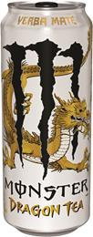 MONSTER DRAGON TEA YERBA MATE 458ML