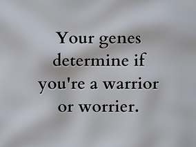 Are you a Warrior or a Worrier?