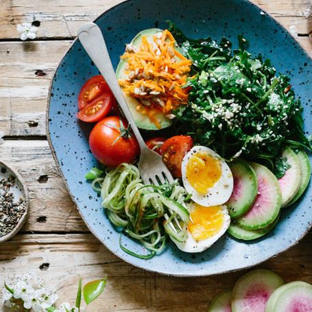 How to Eat for Your Neurotransmitters