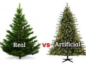 4 Real Reasons to Ditch Your Fake Christmas Tree