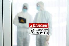 Outbreak alert Corona virus COVID-19, CO