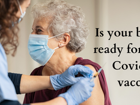 Is your body ready for the Covid-19 vaccine?