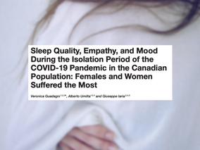How is Covid-19 Stress Affecting You?