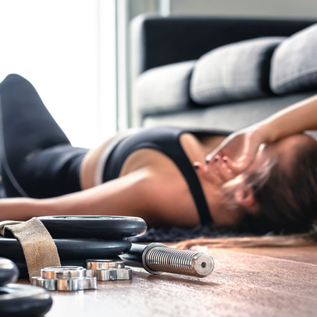 Why You Can't Lose Weight in the Gym