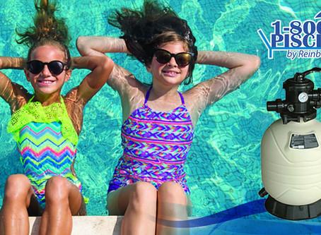 ¿tu filtro esta en optimas condiciones para mantener el agua de tu piscina en buen estado?