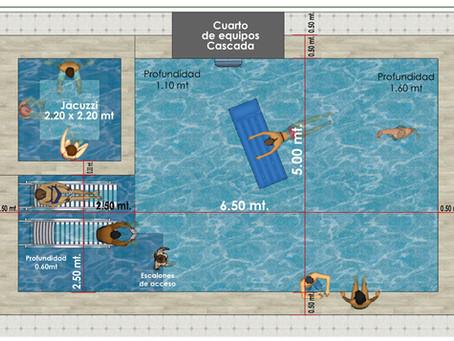 como construimos la piscina de tus sueños?
