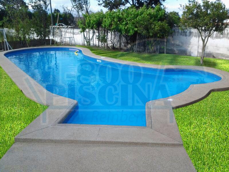 Construcción de piscinas en Quito
