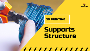 Support Structure ของ 3D Printing