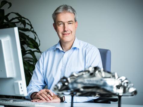 , Head of New Technologies in the Technical Development Department of Bugatti Automobiles S.A.S