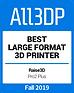 Pro2 Plus_Best Large Format 3D Pinter_Fa