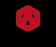 Logo_vertical (red_black on transparent)