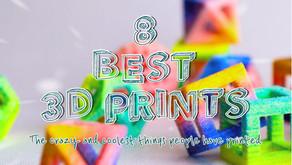 8 ชิ้นงานสุดแปลกจากการพิมพ์ด้วย 3D Printing