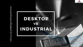 Industrial FDM vs. Desktop FDM