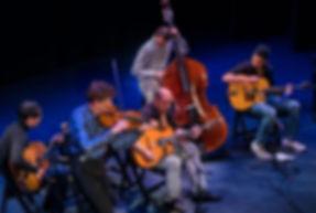 Serge Krief,Jazz manouche,Ezeckiel Krief,Lior Krief