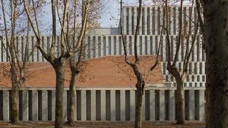 Identità e apparente disparità architettonica